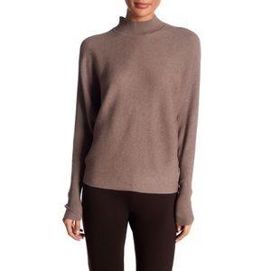 Philosophy Dolman Sleeve Neck Sweater Small